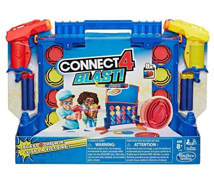 Igracka connect 4 blast