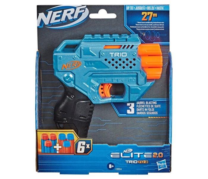 Igračka Nerf elite trio blaster