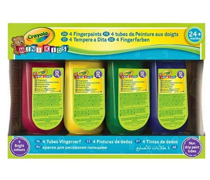 Cryola za prstice set 4 boje