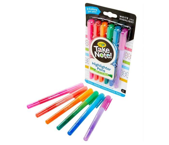 Cryola dvostrane highlight olovke