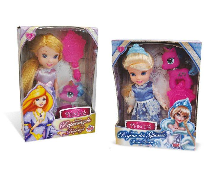 Igračka modna princeza 15cm.