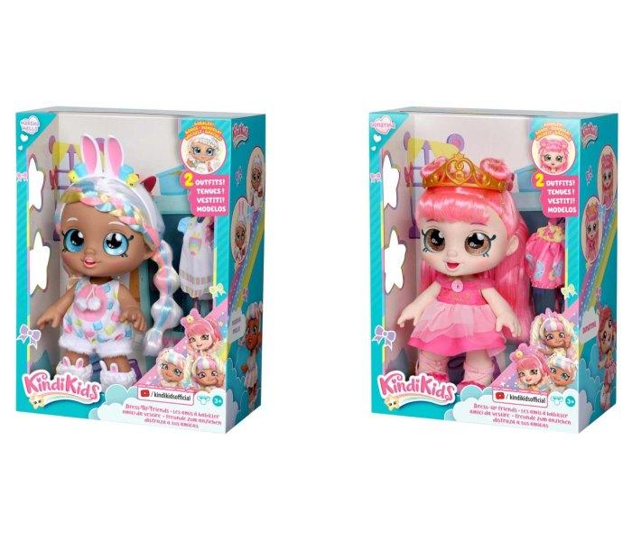 Igračka Kindy kids dress up doll