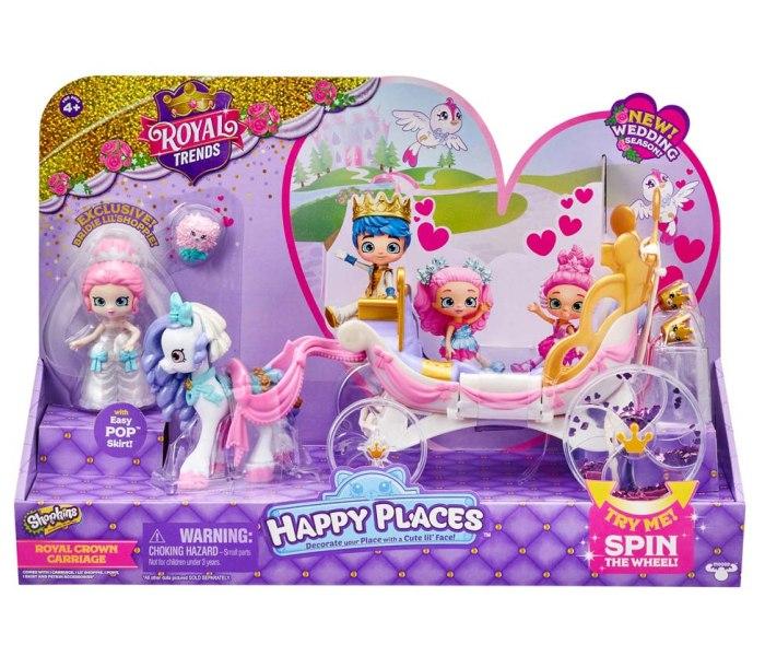 Igracka Happy places kraljevska kocija set