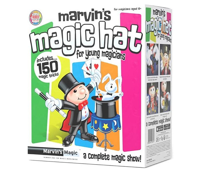 Igračka Marvins magic, magični šešir