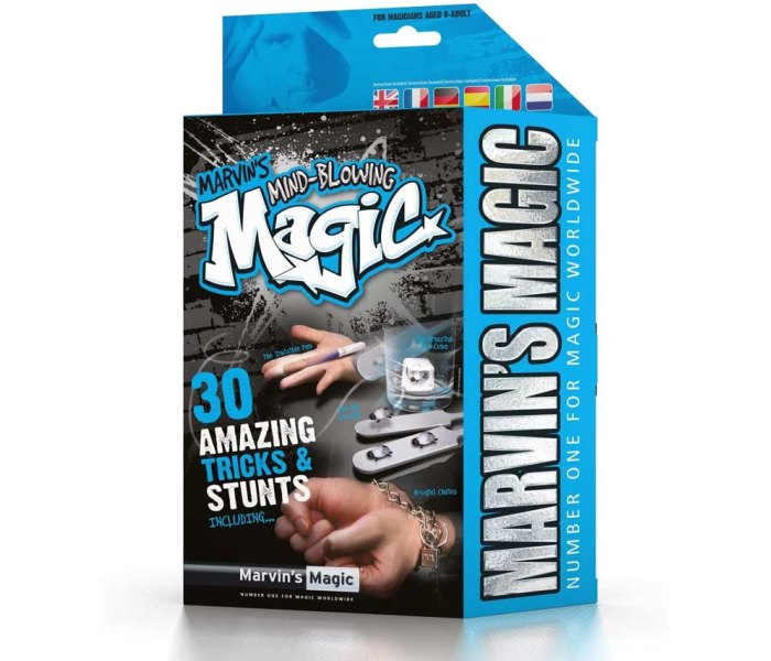 Igračka Marvins magic, 30 trikova