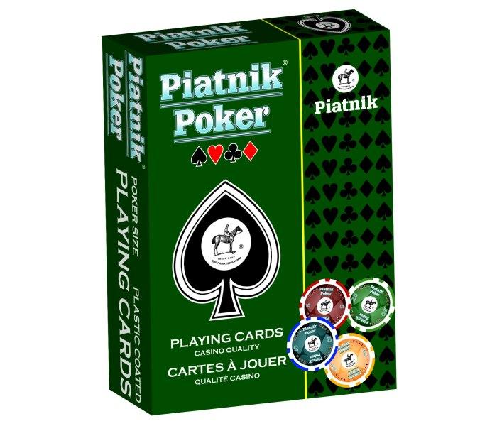 Piatnik poker singl spil