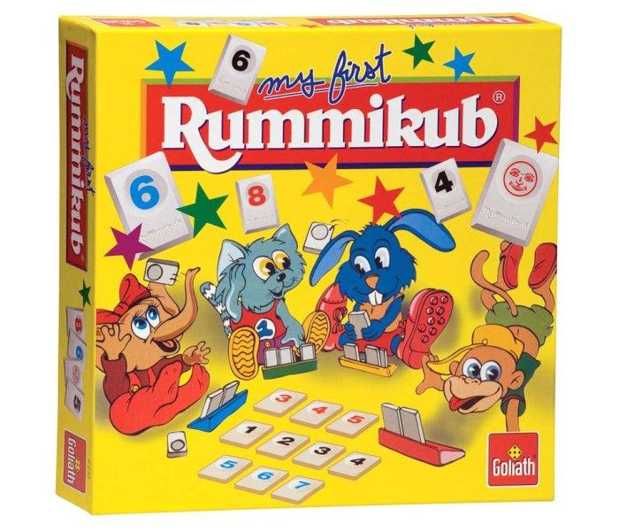 Igracka Rummikub my first drustvena igra