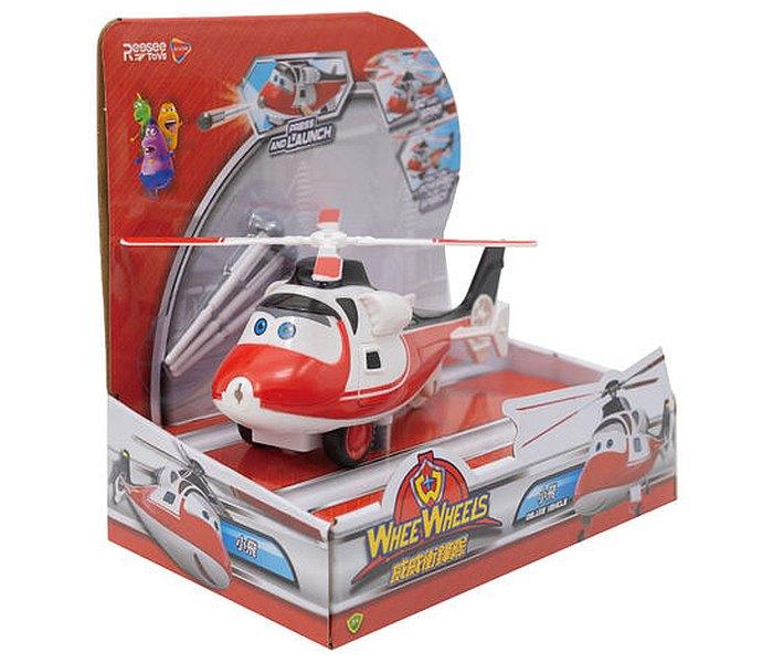 Vozilo Whee Wheels Deluxe - helikopter