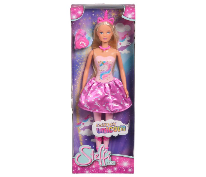 Igracka Steffi lutka fashion unicorn