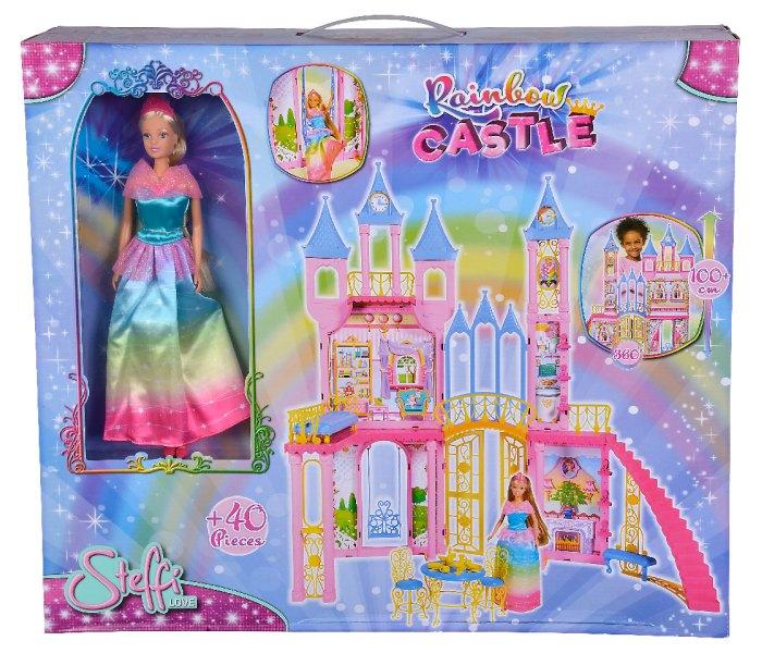 Igračka Steffi love rainbow dvorac