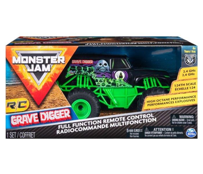 Igracka Monster jam grave digger rc vozilo