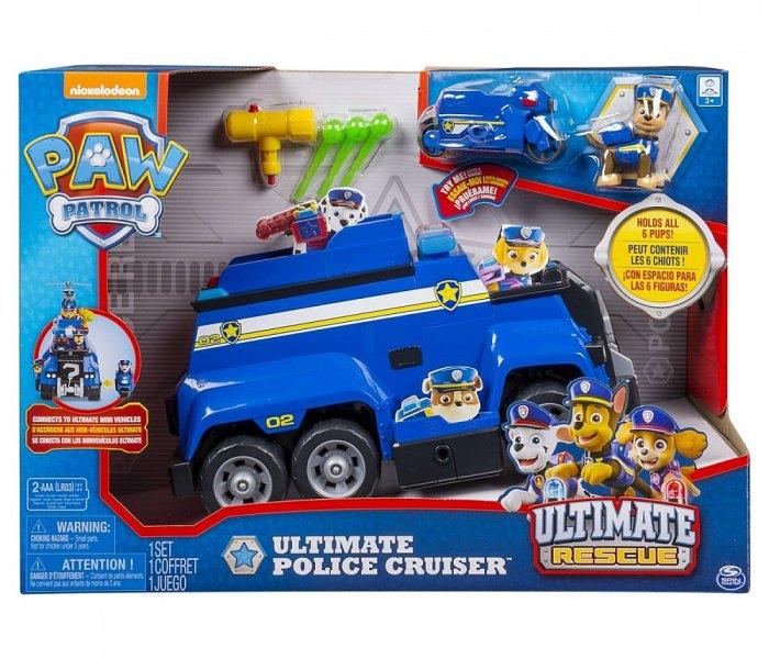 Igracka Paw patrol policijsko spasilacko vozilo