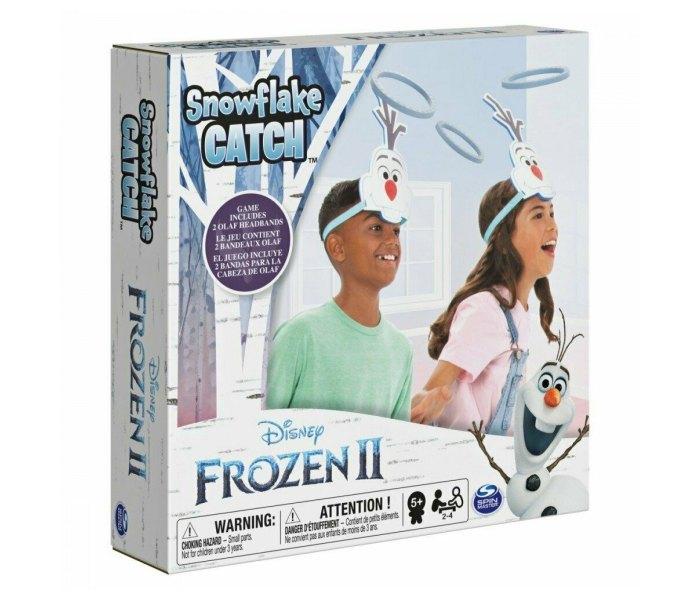 Igracka Frozen 2, grudvanje drustvena igra