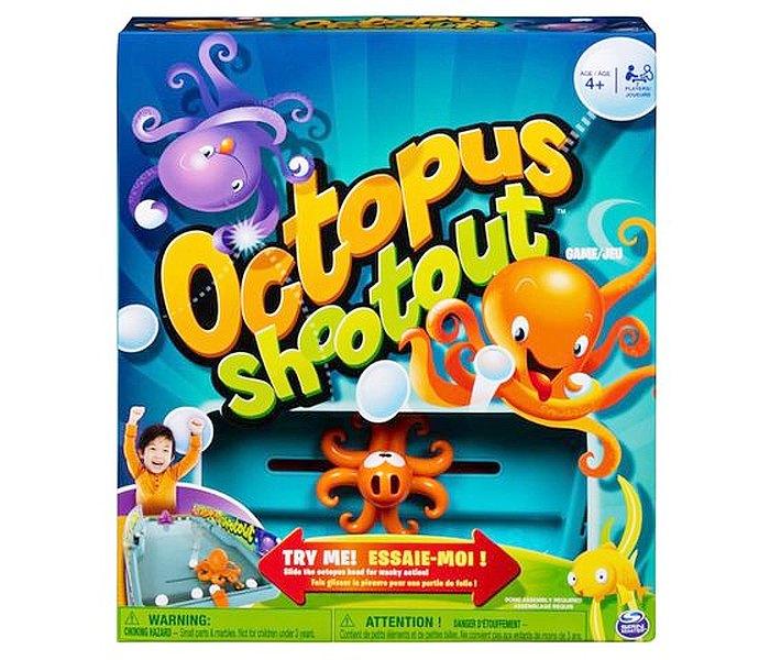 Igračka Bakugan octopus shootout set