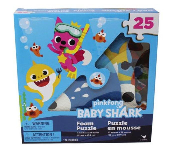 Igracka baby shark pecanje drustvena igra