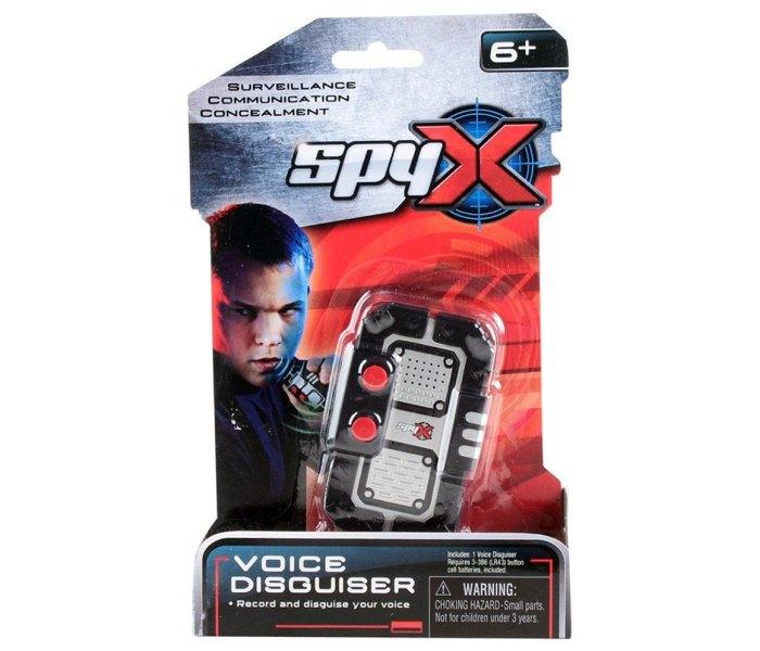 Spy x modifikator glasa
