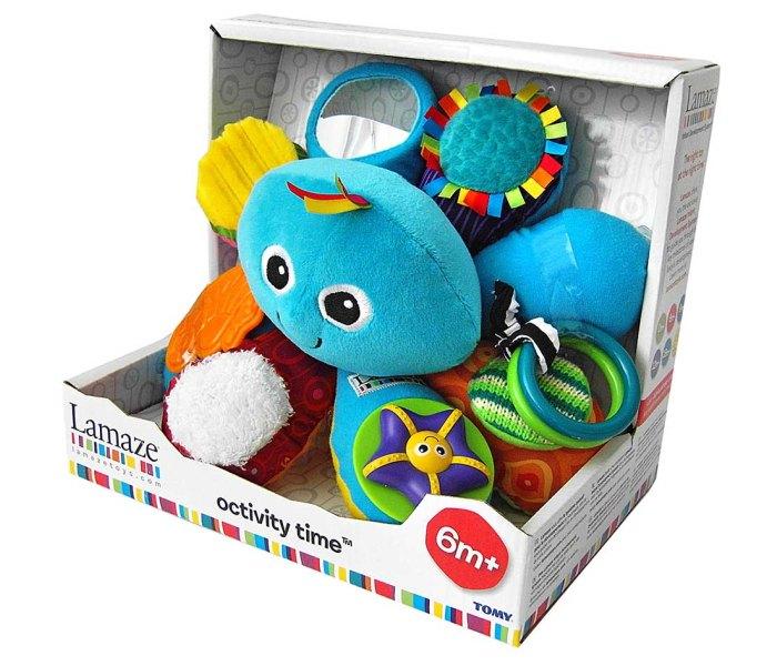 Igračka Tomy Lamaze igračka activity time