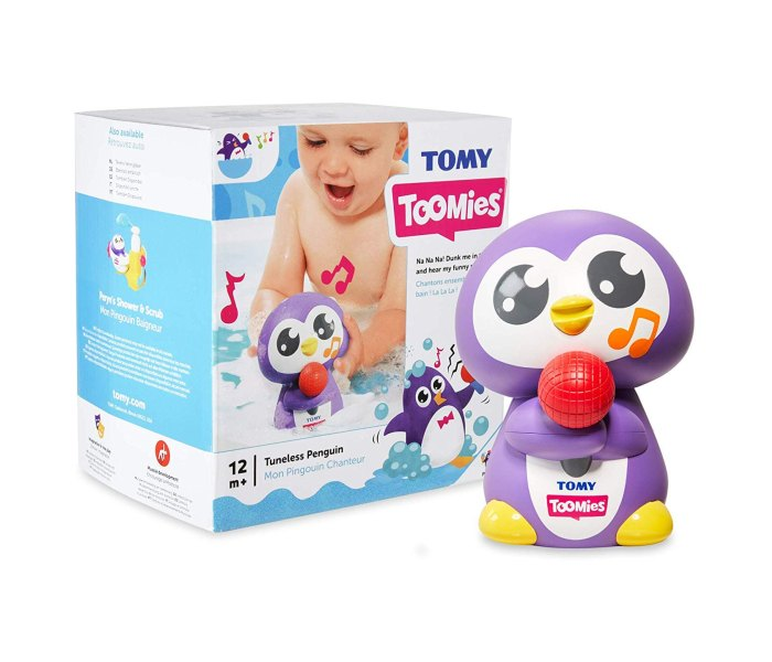 Igračka Tomy muzički pingvin
