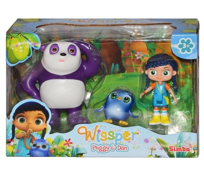 Igracka Wissper set figurica (peggy + dan)