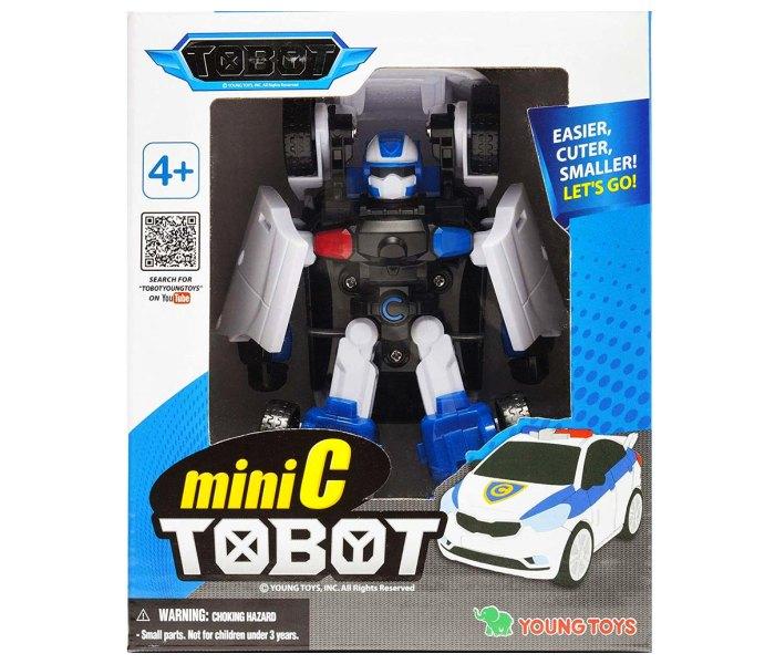 Igracka Tobot auto robot policajac