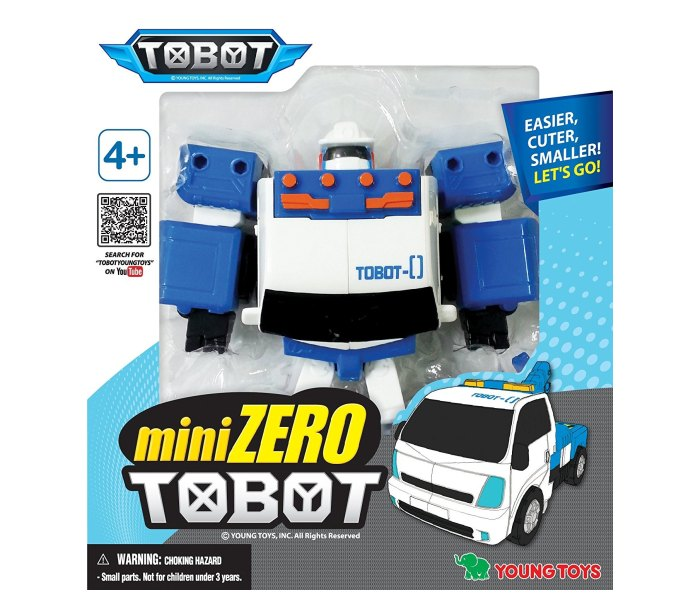Igracka Tobot auto robot zero