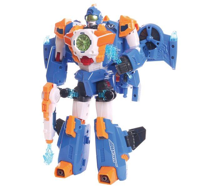 Igračka Tobot auto robot mach W