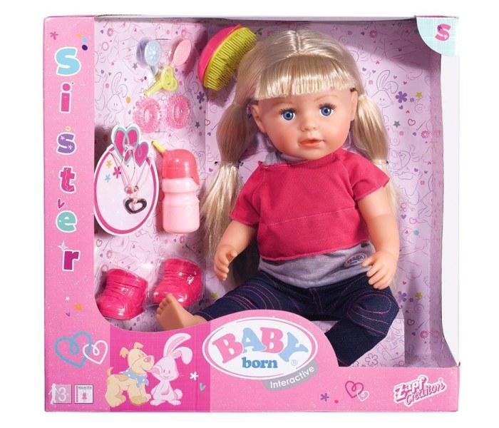 Baby born interaktivna sestra