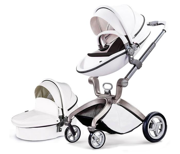 Kolica za bebe Hot mom set 2u 1 bijela