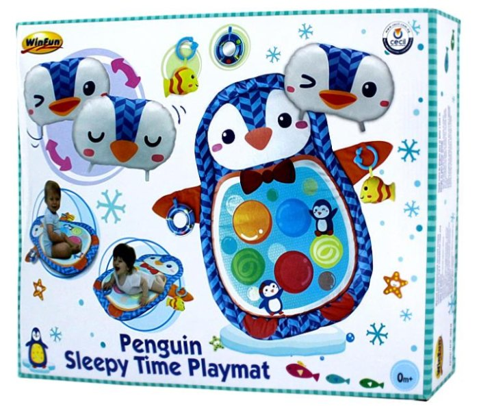 Dusek pingvin  Win Fun