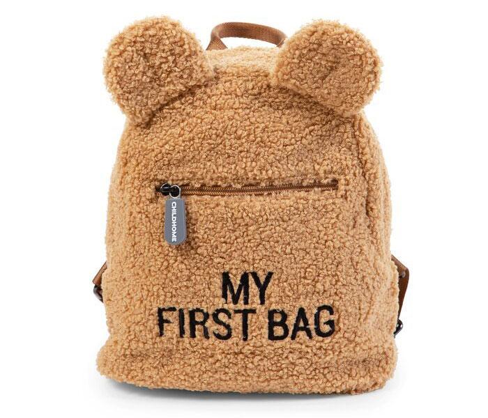 Moja prva torba, teddy braon