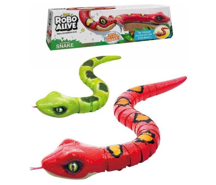 Igracka robo alive - zmija