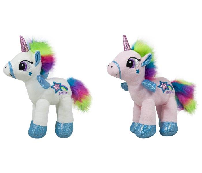 Plišana igračka Amek šareni poni 24 cm