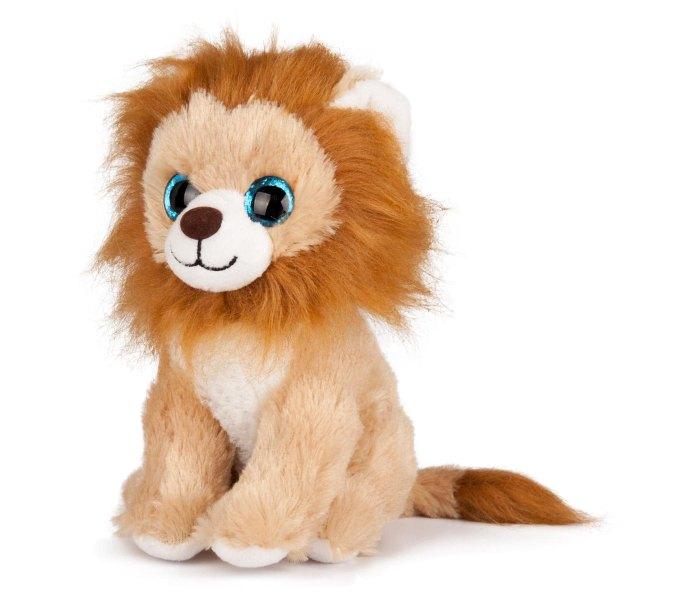 Plišana igračka Amek lav koji sjedi 18 cm