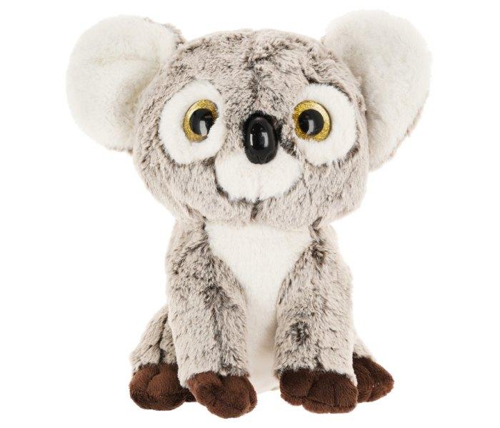 Plišana igračka Amek koala sa 3D ocima 25 cm