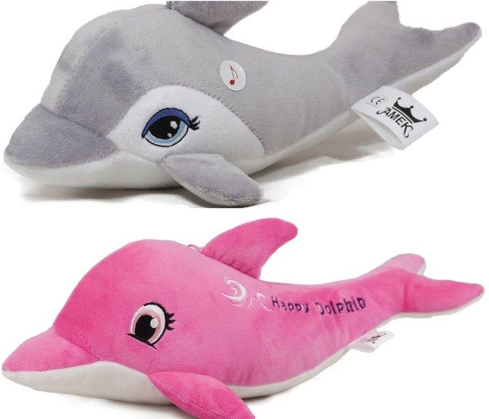 Plišana igračka Amek delfin 25 cm