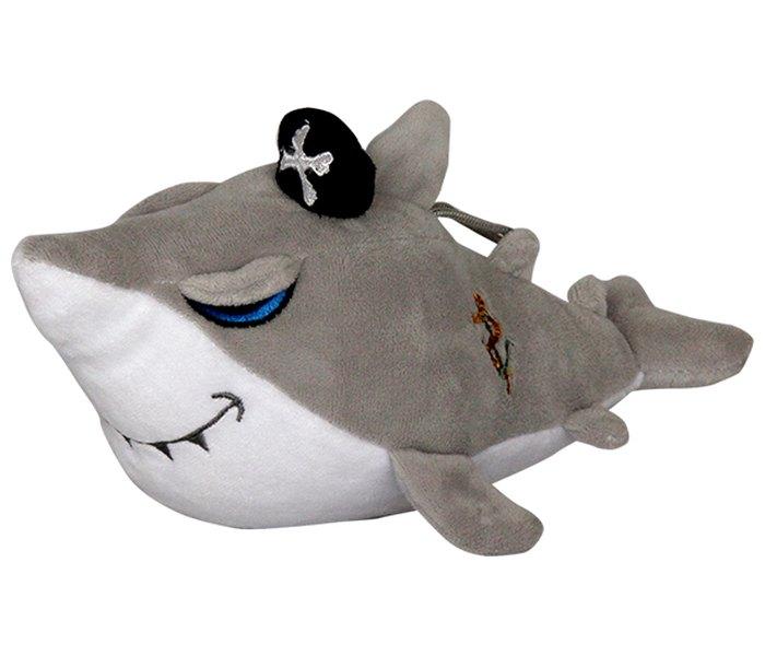 Plišana igračka Amek ajkula pirat 25 cm