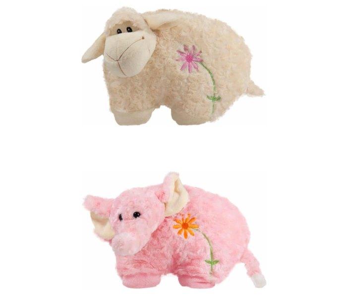 Plišana igračka Amek jastuk pas i ovca