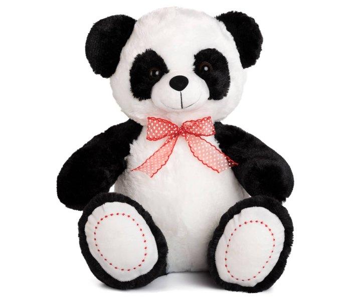 Plišana igračka Amek panda sa mašnom 42 cm