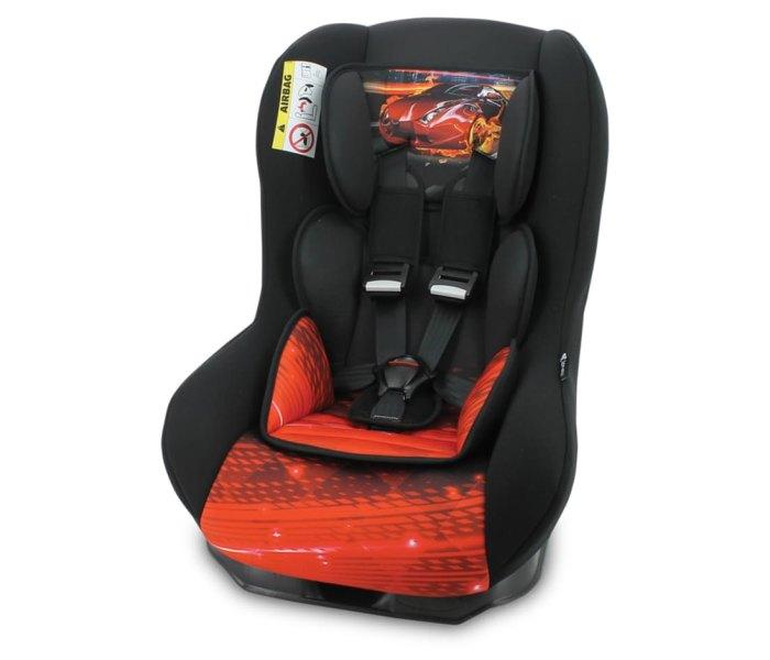 Sjediste za auto beta plus 0-18 kg black fiery race
