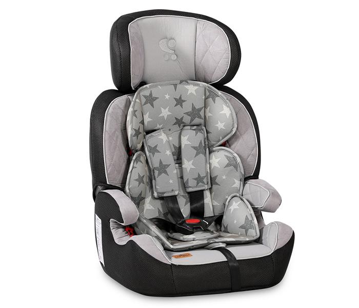 Sjediste za auto Navigator 9-36kg grey stars