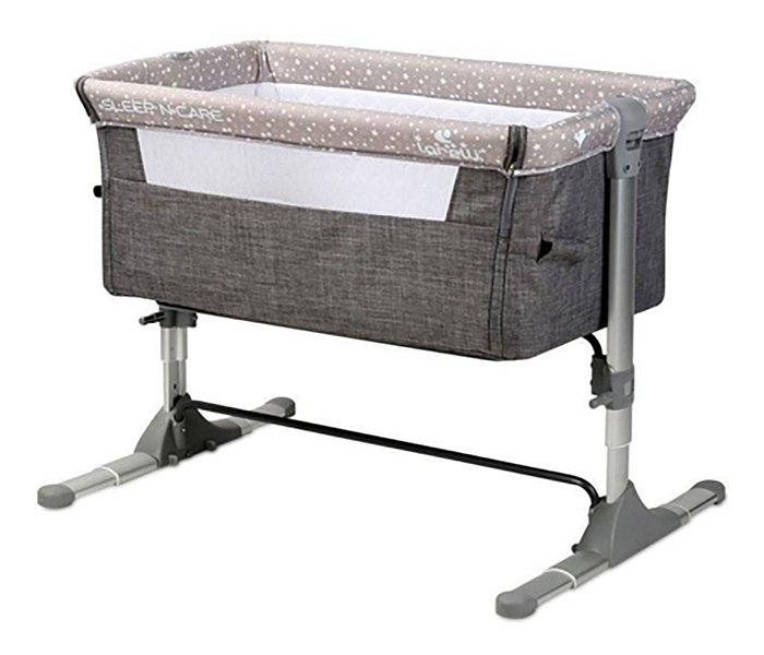Lorelli krevet pomoćni Sleep and Care grey elephant