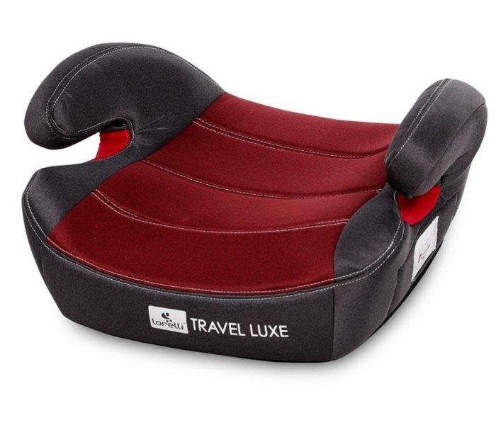 Sjedište za auto Travel lux isofix  anch 15-36kg crveni