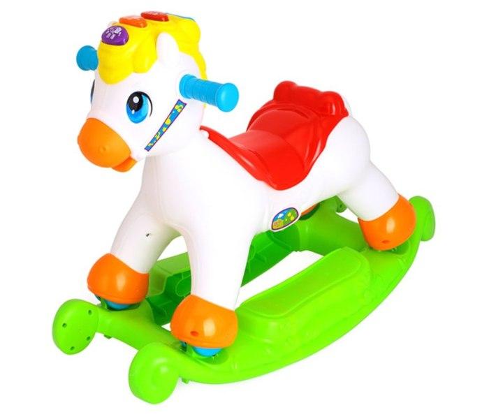 Igracka klackalica pony 2u1