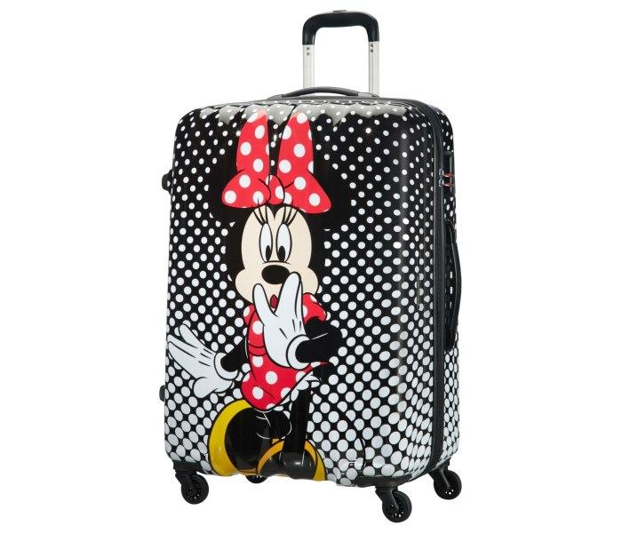 Kofer American Tourister disney legends 75/28 alfatwist Minnie