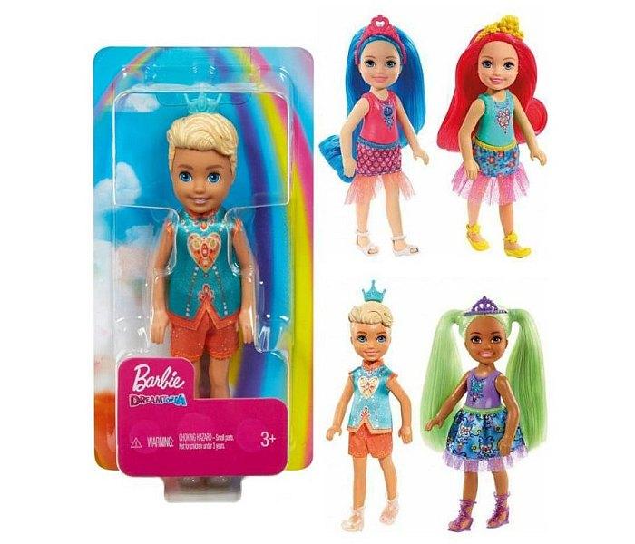 Igracka Barbie Barvita chealsea