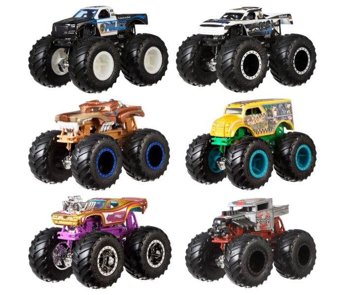 Igracka Hot Wheels monster truck duo pack