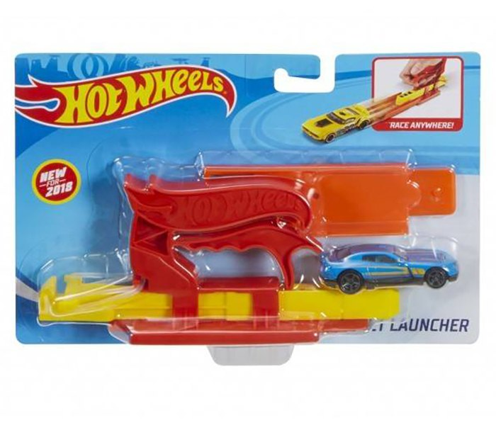 Igracka Hot Wheels trkacki auto launcher