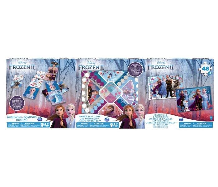 Igracka Frozen 2 set 3 igre
