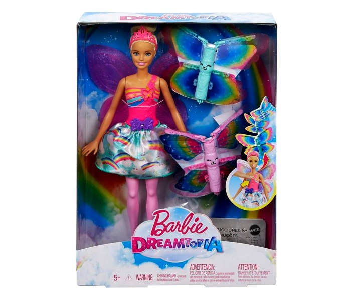 Igracka Barbi dream vila sa krilima