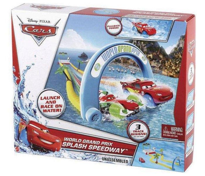 Cars pista za vodu